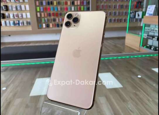 IPhone 11 Pro Max Gold 512go image 4