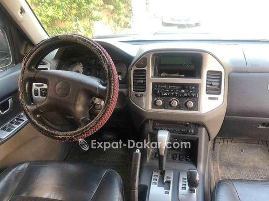 Mitsubishi Pajero 2007 image 4