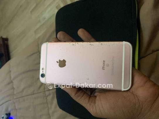 IPhone 6s Rose 64 Go image 3
