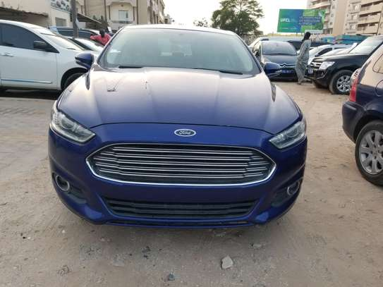 Ford fusion image 7