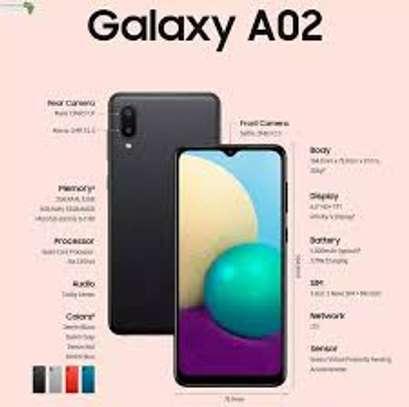 Samsung Galaxy a02 4g 32go ram 2go image 1