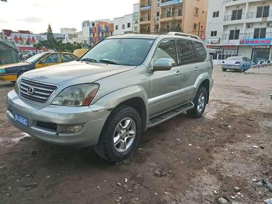 vend voiture 4x4 lexus gx 470 image 3