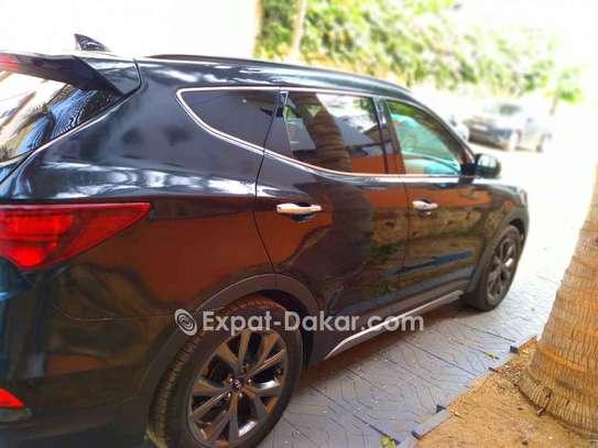 Hyundai Santa Fe 2017 image 4