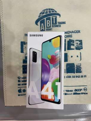 Samsung galaxy A41 image 1