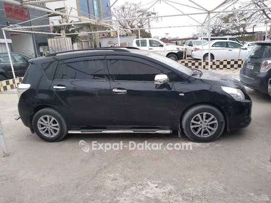 Toyota Verso 2011 image 1