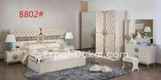 Chambre à coucher + Matelas offert image 5