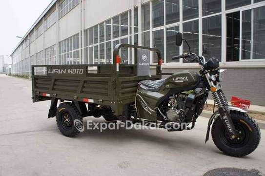 Tricycles Cargo 1.5 tonnes image 1