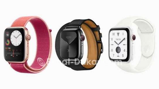 Apple Watch série 5 gps scellulaire 44mm image 2