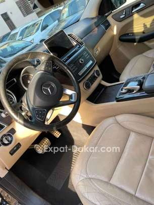 Mercedes-Benz GLE 450 2015 image 5