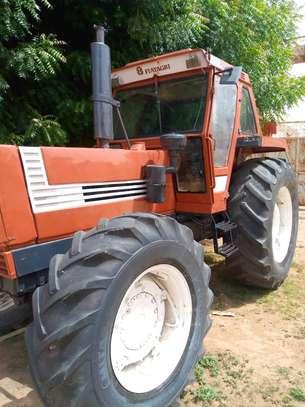 Machine tracteur image 2