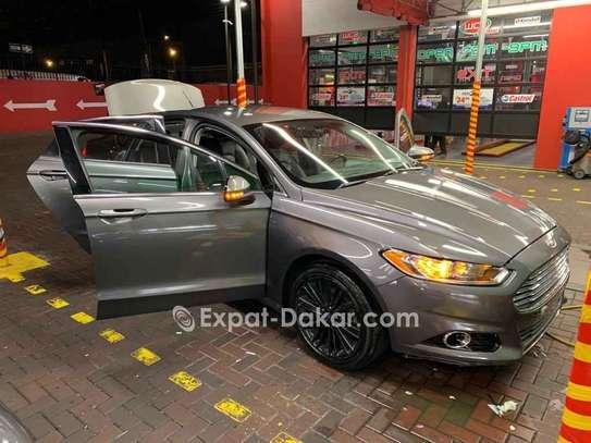 Ford Fusion 2013 image 5