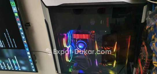Mega PC professionnel core i9 Aorus Master image 3