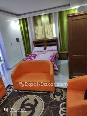 Appartement meublé à louer à Cité Keur gorgui image 6