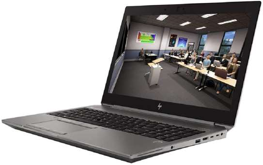 HP ZBook 15 G6 image 2