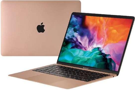 MacBook Air Gold 2018 - Core i5 - Ram 8Go- Disk 256GO ssd image 1