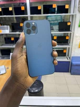 Iphone 12 pro max 256go bleu image 1
