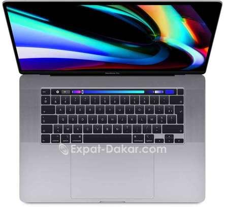 Macbook Pro 16 pouces i7  512 SSD image 1
