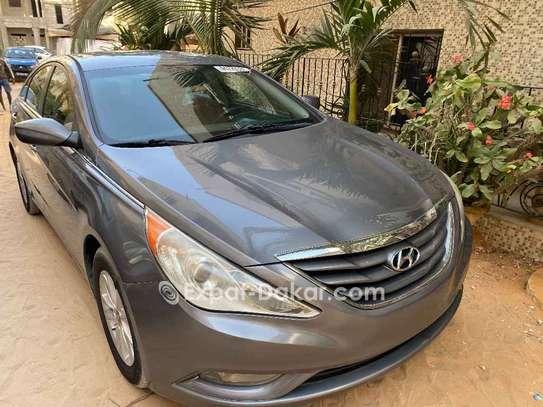 Hyundai Sonata 2013 image 6
