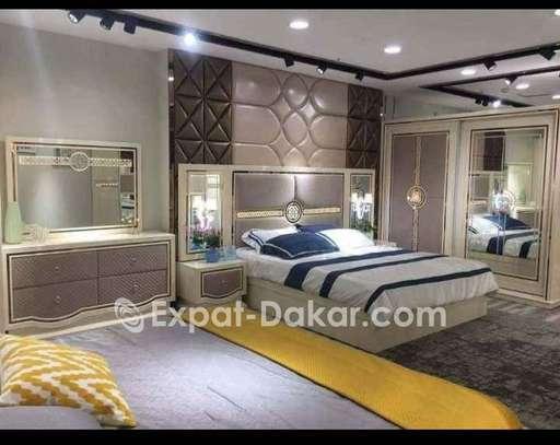 Chambre à coucher + Matelas offert image 4
