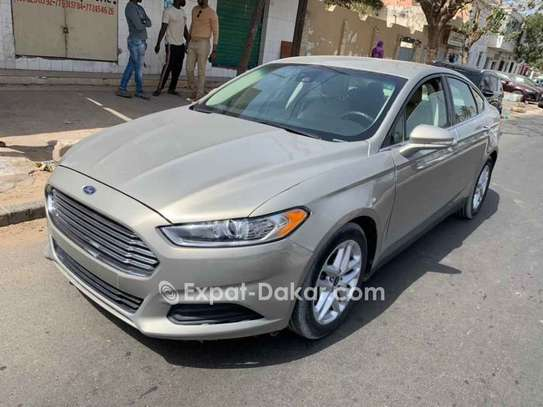 Ford Fusion 2015 image 1