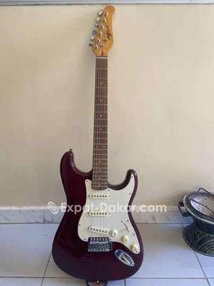 Guitare électrique image 1