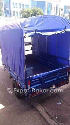 Tricycles Cargo 1.5 tonnes image 2