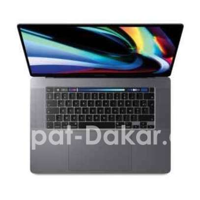 """MacBook Pro Touch Bar 16"""" image 1"""