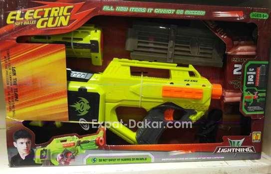 Pistolet mousse ou bulle 3 image 2