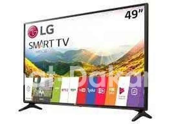"TV LG - Ecran SMART LG ULTRA HD 49"" 4K'' - 4K image 2"