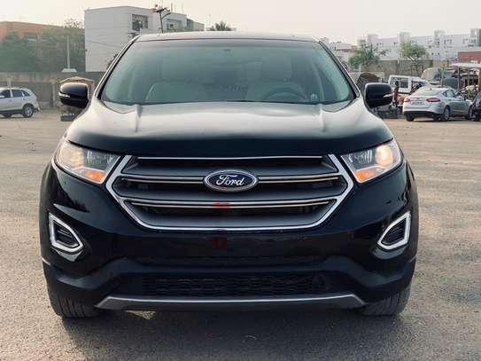 Ford Edge titanium 2016 image 1