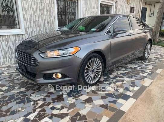 Ford Fusion Titanium 2015 image 1