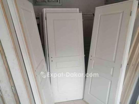 Porte chambre et toilette neuve image 5
