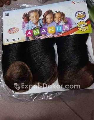 Mèche Curly / bouclées pour vos filles image 6