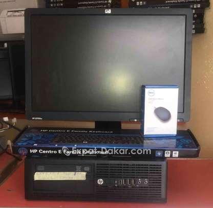 "HP CORE I5 8go 500go 22"" Wifi image 2"