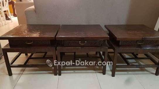 Vend lot de tables basses image 3