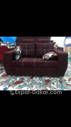 Salon, canapé, fauteuil image 2