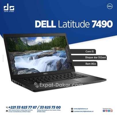 DELL LATITUDE 7490.Core i5.DD512ssd.Ram16Gb image 1