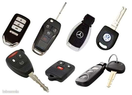 Programmation clés automobiles multimarques image 1