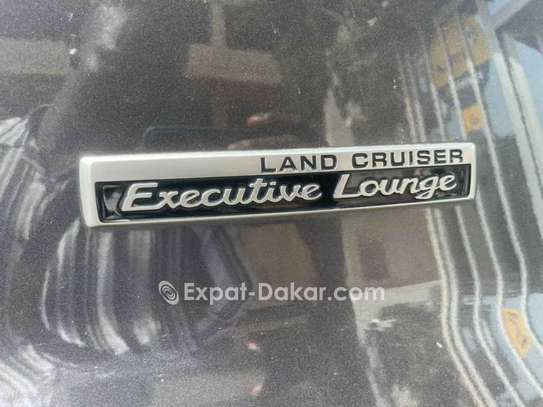 Toyota Land Cruiser 2021 image 5