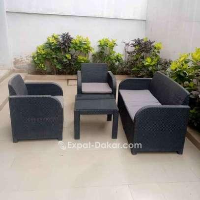 Chambres meublées a la cité Alioune Sow image 6