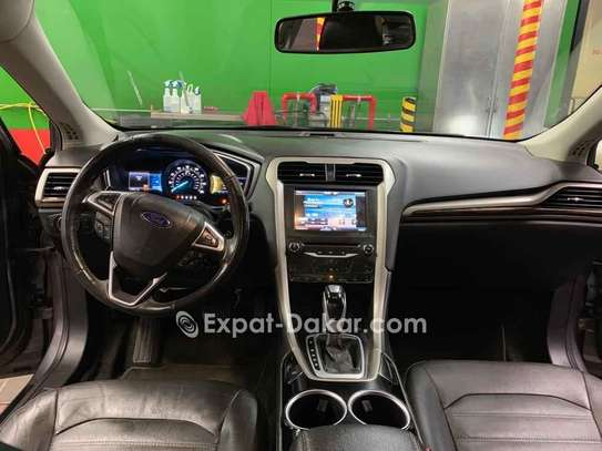Ford Fusion 2013 image 3