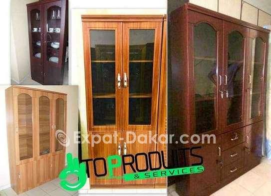 Vaisselier 2 ou 3 portes image 1