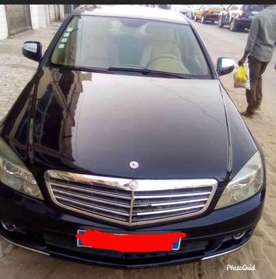 Mercedes c200 image 1