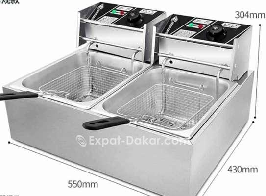Friteuse électrique 12 litres image 2