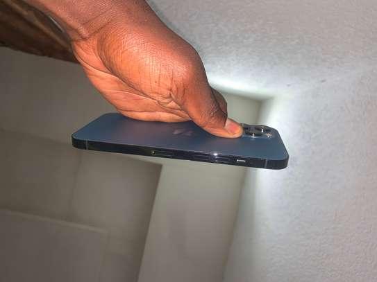 Iphone 12 pro max bleu 128GB image 5