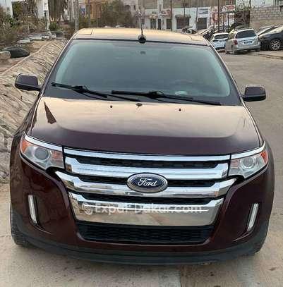 Ford Edge 2012 image 4