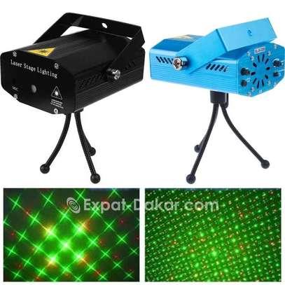 Jeux de lumières laser image 1