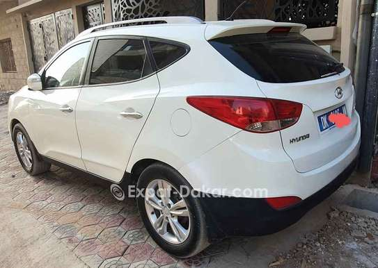 Hyundai Ix35 2011 image 4