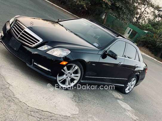 Mercedes-Benz Classe E 2013 image 1