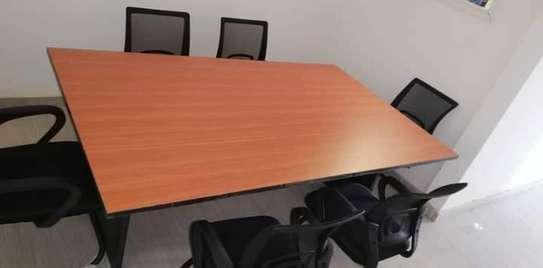 Table de réunion de 6,8,10,12 image 3